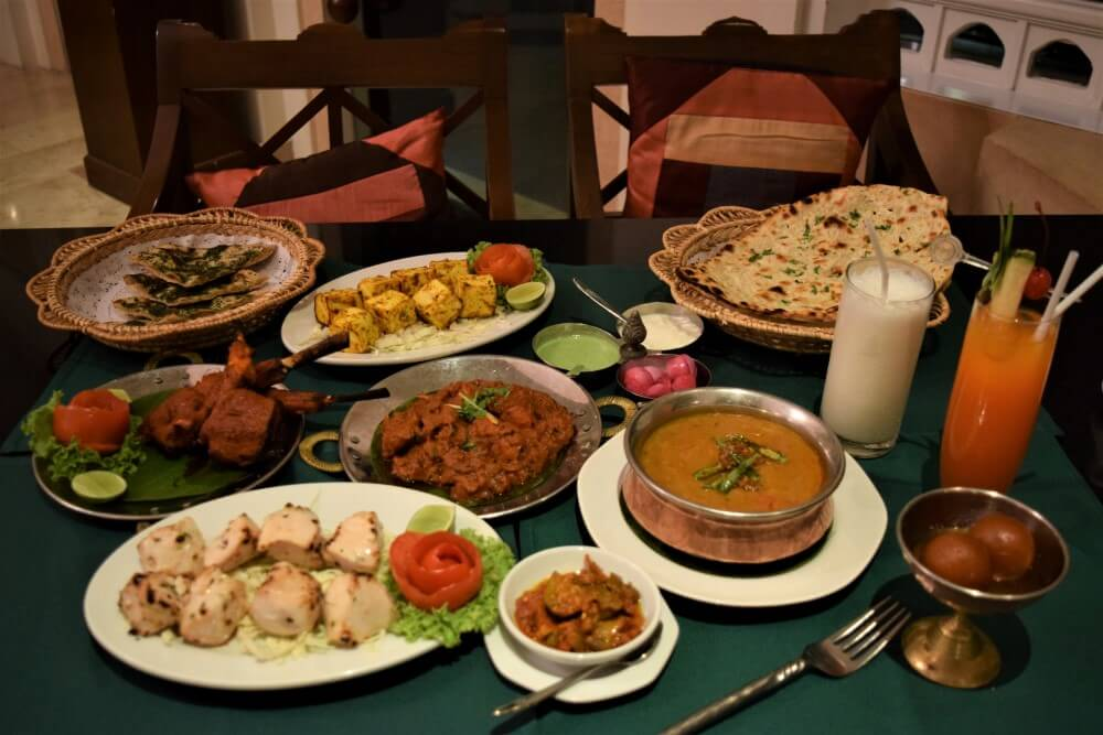 Maharani Pattaya food