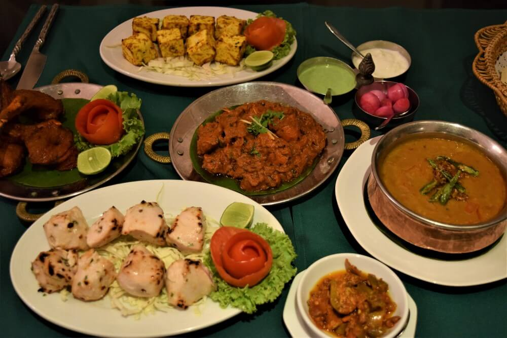 Maharani Pattaya halal food