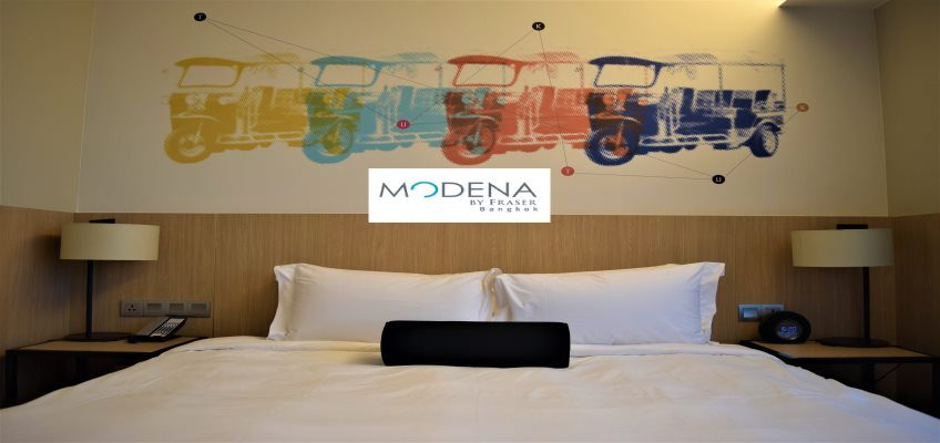 Modena by Fraser Bangkok Review : Modern Chic Hotel for all
