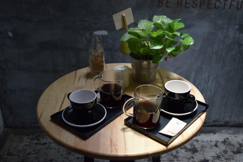 Cafe in ekkmai