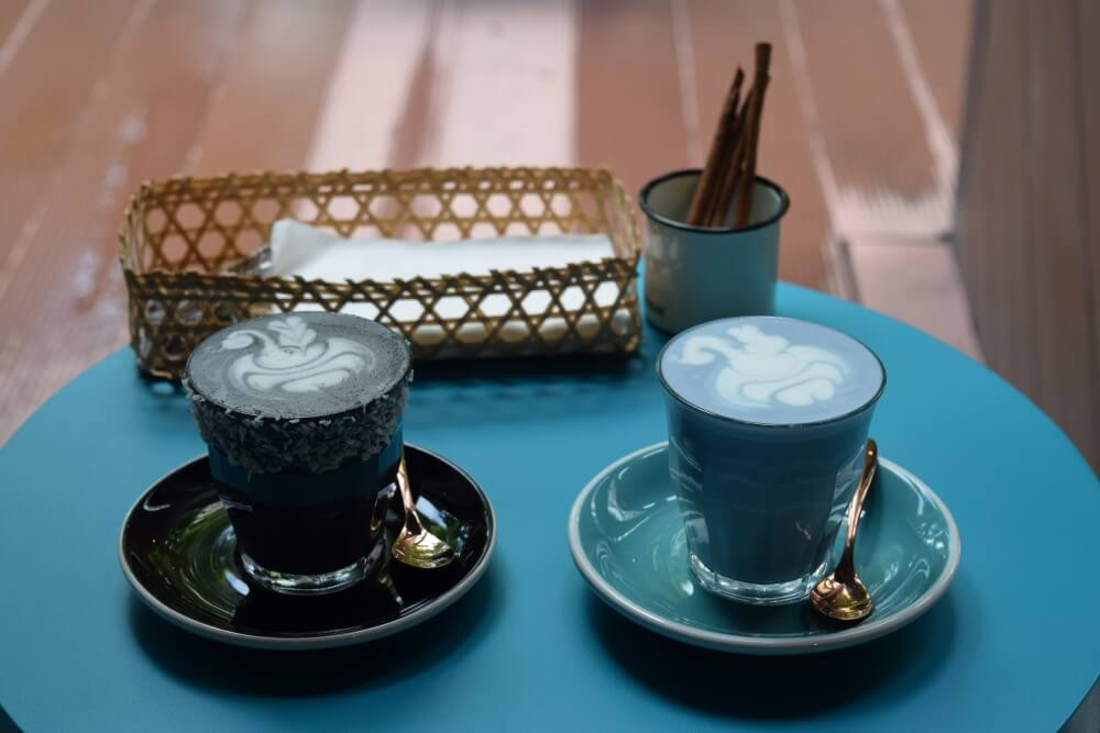 Grind size cafe