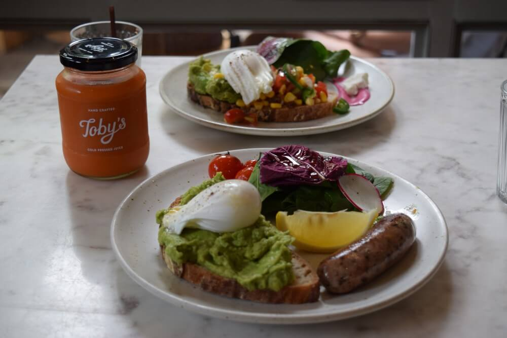 Toby cafe