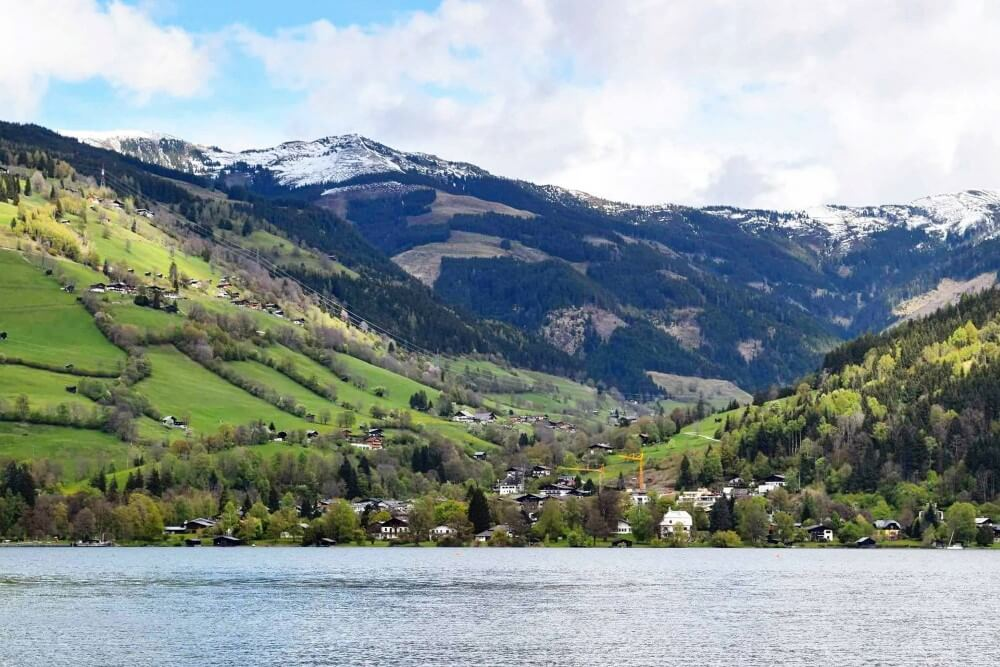 Zell am see Day Trip from Salzburg and Innsbruck
