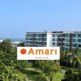 Amari Hua Hin Review: Fabulous Seaside Luxurious Resort