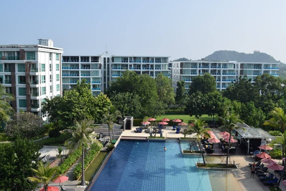 Amari hua hin Swimming Pool
