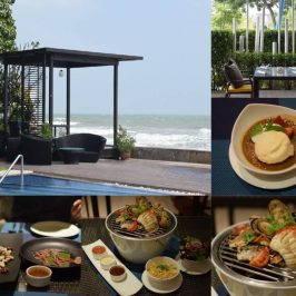 Shoreline Beach Club Hua Hin : Awesome food with great views