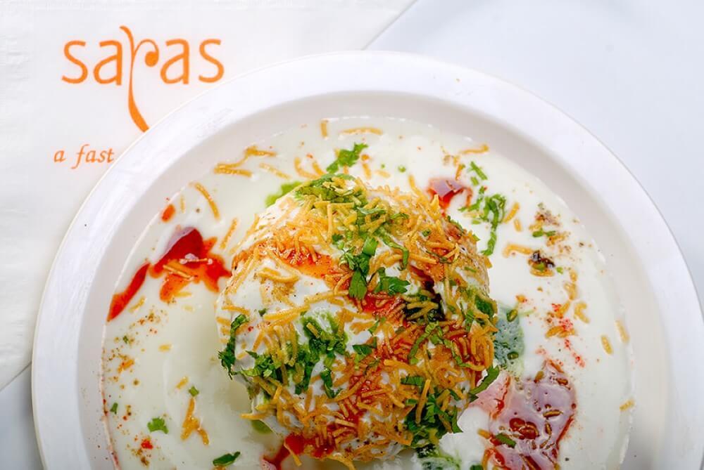 saras Indian food in Bangkok