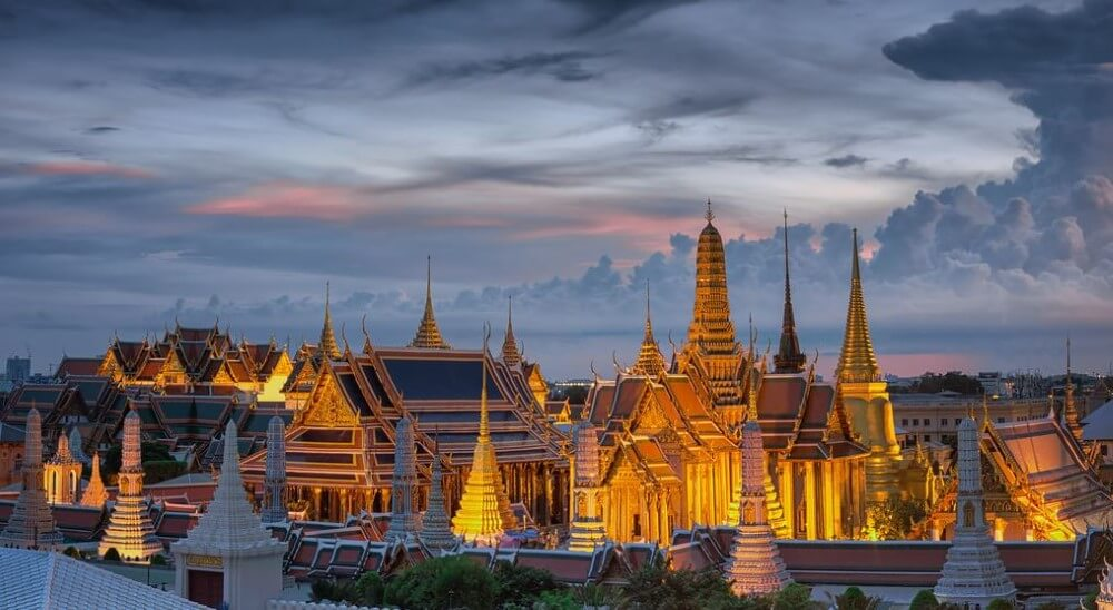 2 days in Bangkok : Grand Palace