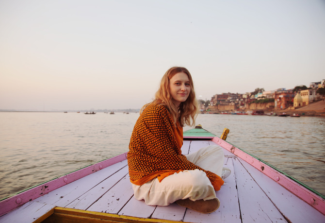 traveling as a solo woman in India