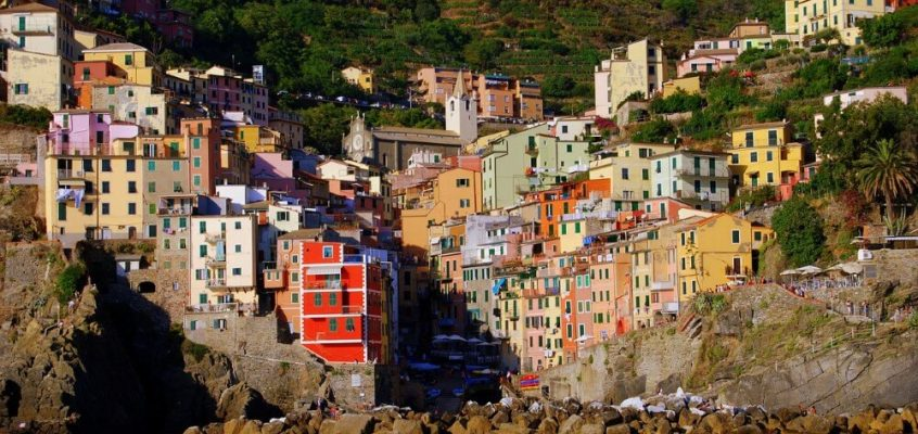 Cinque Terre Photo journey