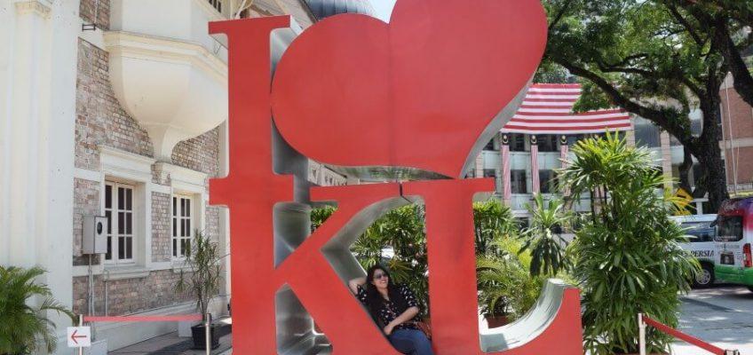 I Love Kuala Lumpur