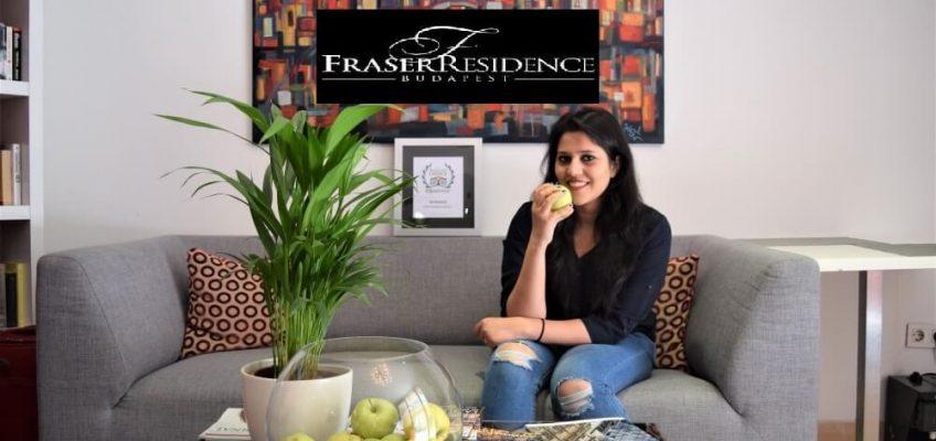 Fraser Residence budapest review