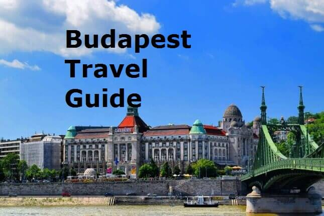 Budapest travel guide feature image