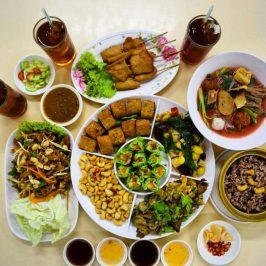 Vegetarian thai food tour takemetour