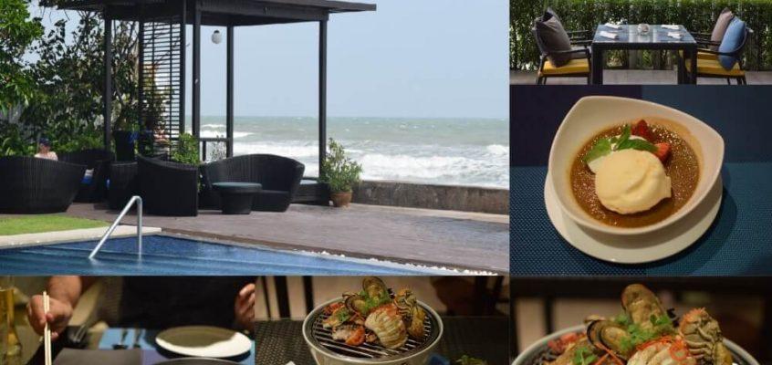 Shoreline Beach Club Hua Hin : Great food