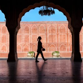 Traveling solo as a woman in India